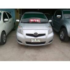 Toyota Yaris แบล็คลิสซื้อได้ ขายถูกๆ