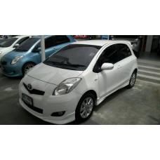 Toyota yaris 1.5 E auto ปี 2011